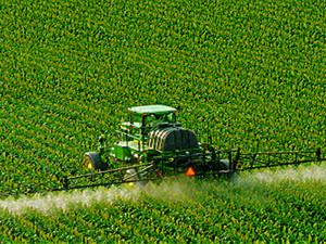 Spraying--on-green-field
